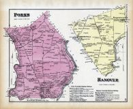 Forks, Hanover, Northampton County 1874
